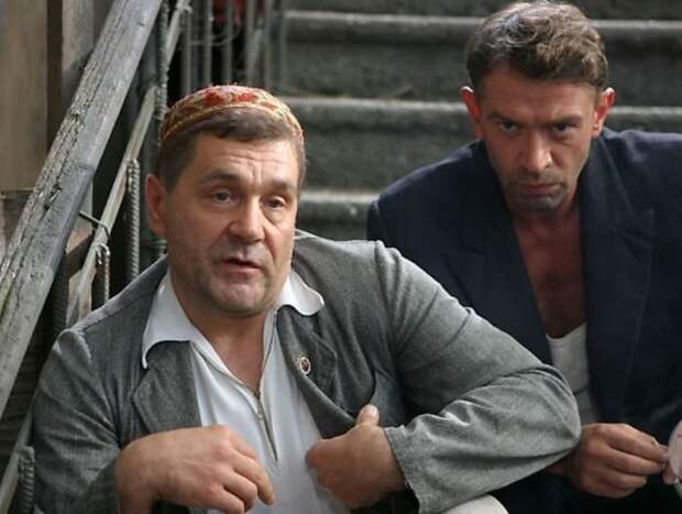 Кадр из фильма *Ликвидация*, 2007 | Фото: tele.ru