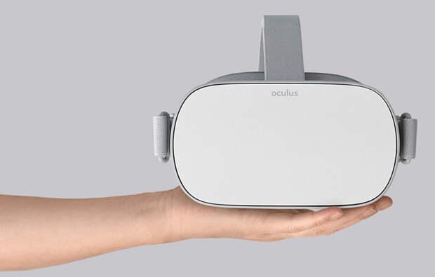 Facebook откроет доступ к загрузчику ОС гарнитуры виртуальной реальности Oculus Go