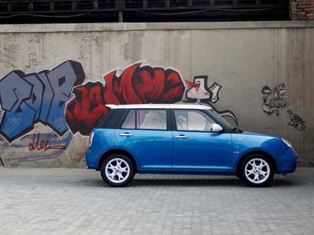 10 лучших образцов автомобильного плагиата из Китая