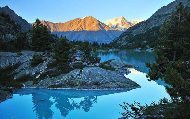 Катунский заповедник - сибирская Швейцария