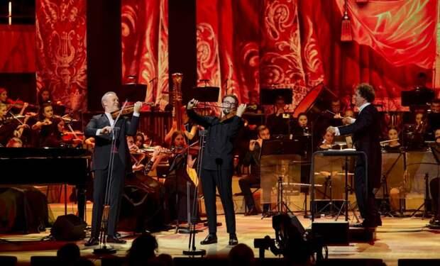 Оперные звезды выступят в сопровождении симфонического оркестра из Щукина
