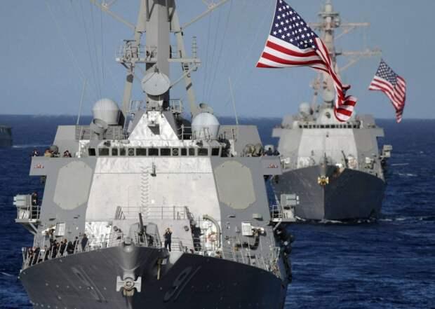 США наращивают военное присутствие в Азиатско-Тихоокеанском регионе