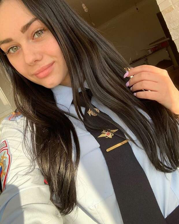 9. девушки, красота, мвд, пилотка, полиция, россия, форма