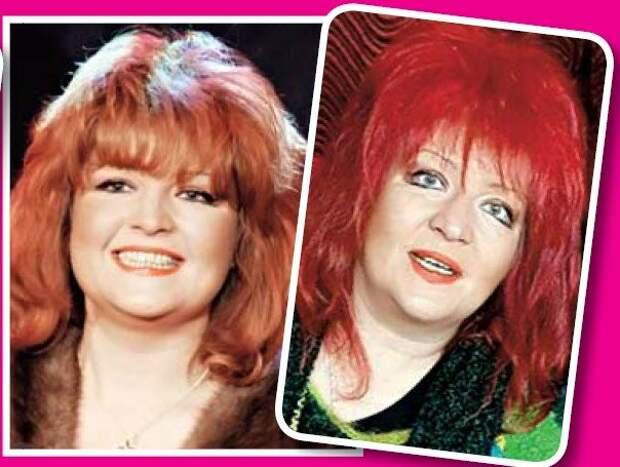 Анастасия В 1997 году певица отказалась быть «гарниром» к «котлете». Вот ее будто бы и «съели»