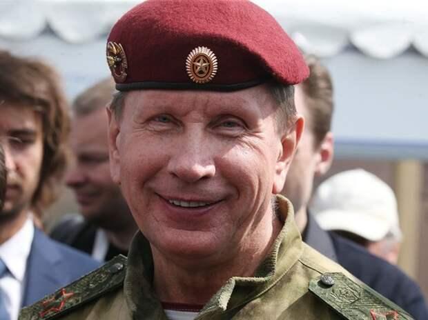 Видео как глава Росгвардии лично предотвратил взрыв в центре Москвы