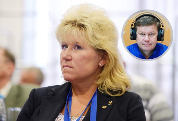 Резцова— Губерниеву: «Тыникто извать тебя никак»