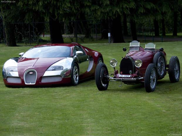 4. Bugatti авто, история