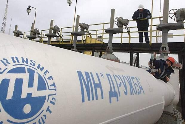 Белоруссия договорилась об новых объемах поставок нефти из РФ