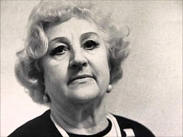 Гликерия Богданова-Чеснокова (26.05.1904-17.04.1983)