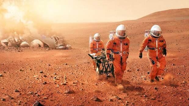 Первым колонистам Марса придется отказаться от секса и потомства