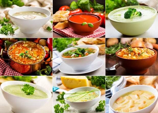 обязательно ли есть супы