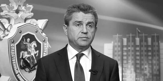 Скончался первый официальный представитель СК РФ