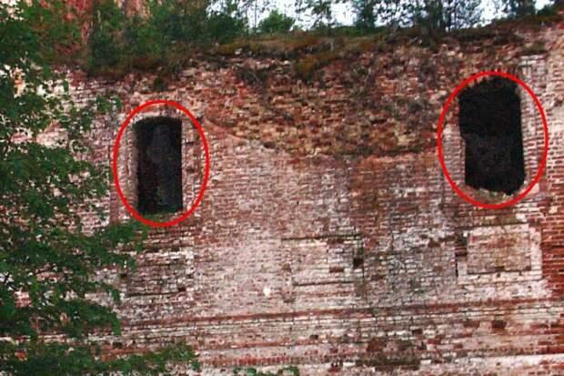 Призраки в храмах