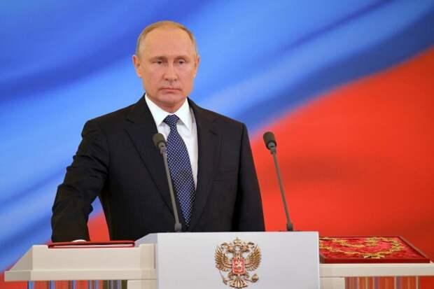 Путин отдал распоряжения относительно армии и флота