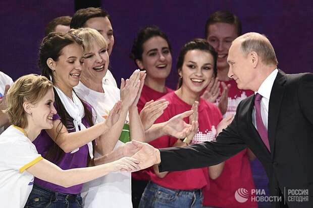 """Эта страшная русская молодежь. """"Поколение Путина"""" добивает Запад"""