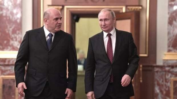 Все экономические планы Правительства РФ находятся под контролем президента