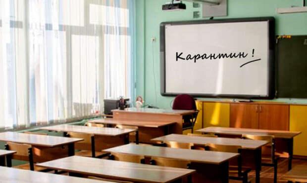 В Краснодаре три школы закрыли на карантин