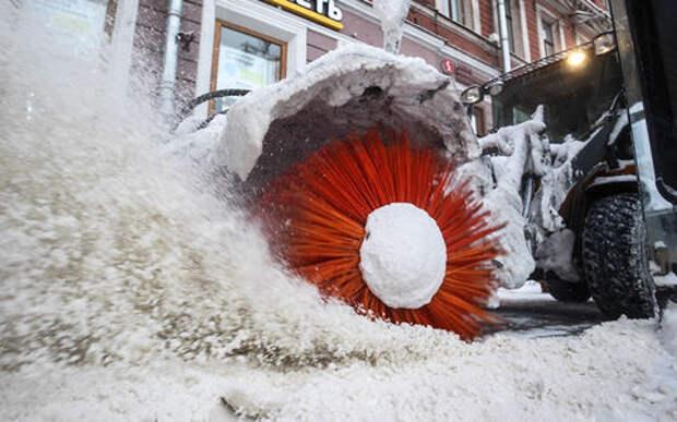 В России начали тестировать снегоуборочные беспилотники
