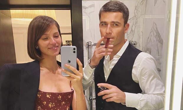 Алеся Кафельникова подтвердила роман с экс-женихом Светланы Ходченковой