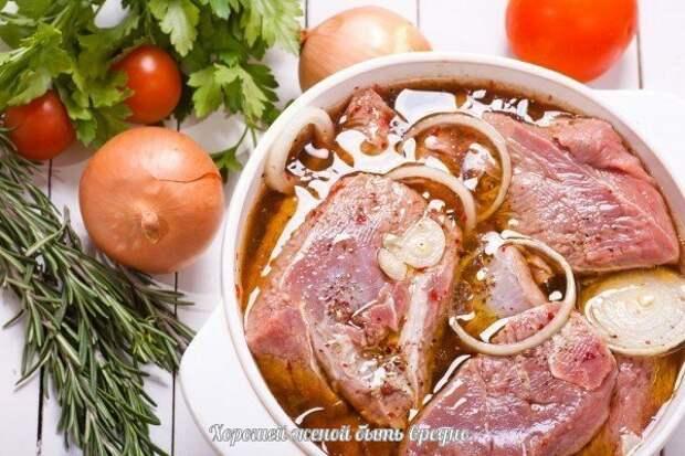 Маринады для шашлыка: ТОП-5 рецептов