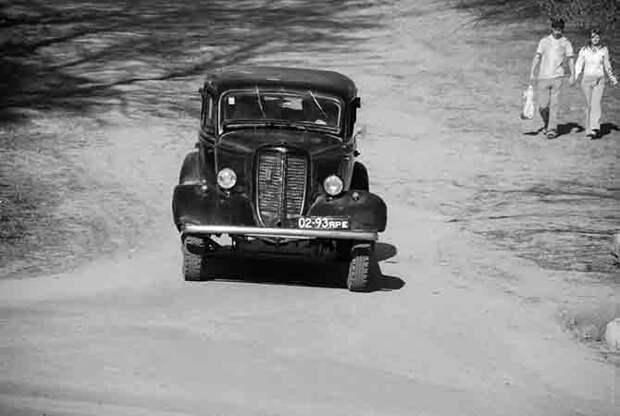 Советский автопром