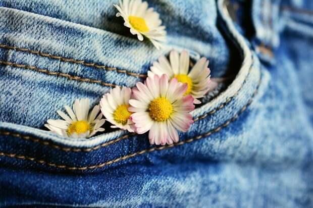 Найден новый экологичный способ окрашивания джинсовой ткани