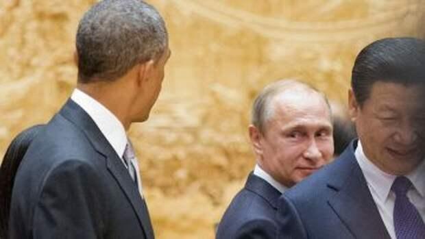 Замороженная война Вашингтона против России