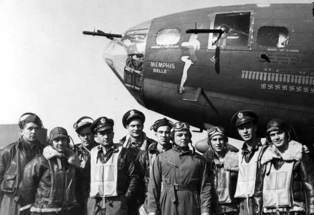 10 икон пин-апа Второй мировой