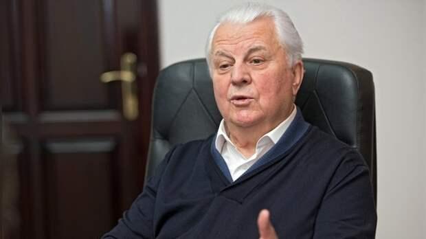 Кравчук приготовился бить Донбасс «со всей украинской ненавистью»