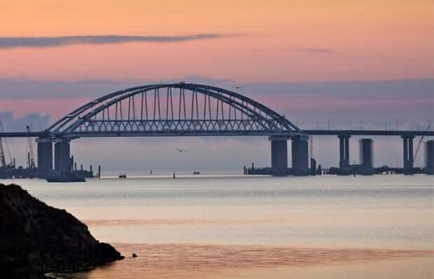 Крымский мост набрал 100 баллов
