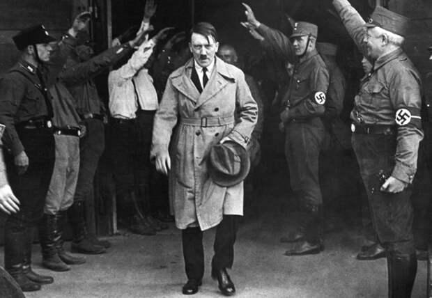 Заговор против Гитлера задолго до начала Второй мировой войны