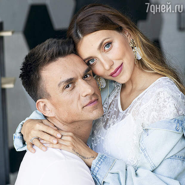 Регина Тодоренко и Влад Топалов о пользе разлук и опасности игр в любовь