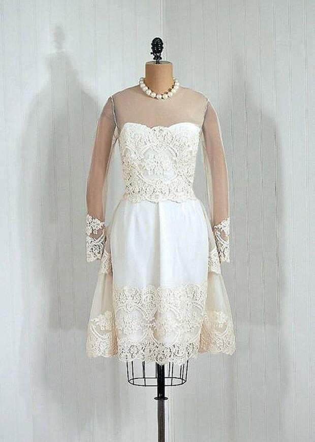 Свадебные платья — 200 лет истории