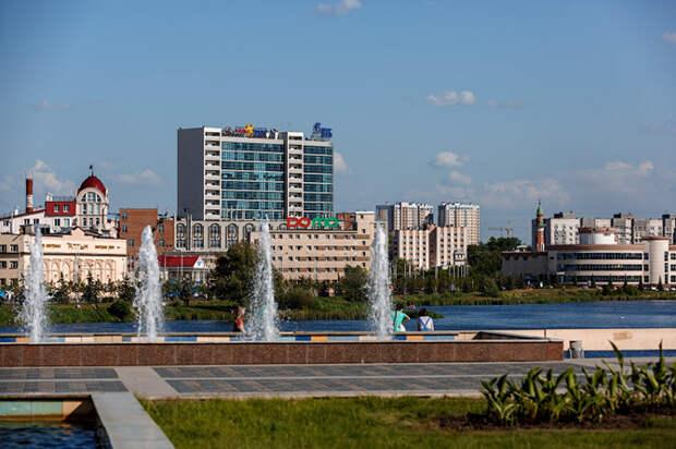 Путешествие по солнечной Казани