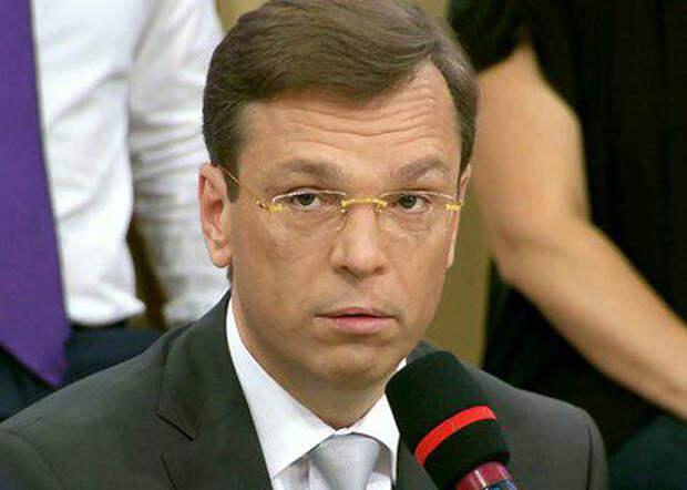 Никита Кричевский: Чиновникам дали сигнал, чтобы лучше перепрятывали незаконные доходы