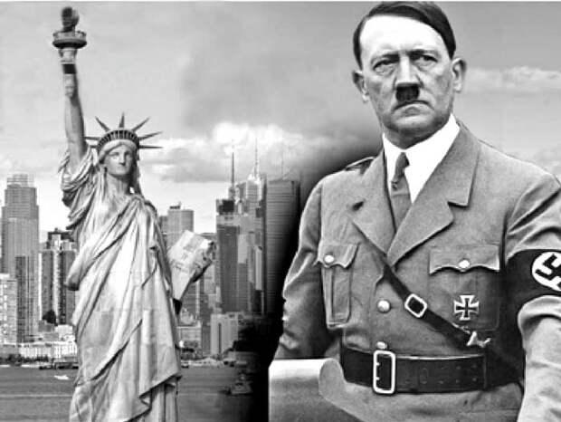 Пятая колонна в США.Неудавшийся государственный переворот Уолл-стрит в 1934 году