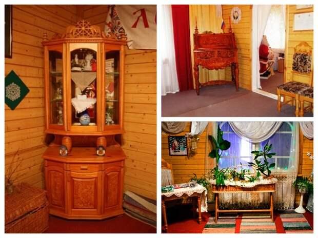 В гостях у Деда Мороза: интерьер главного волшебника страны, на который стоит взглянуть