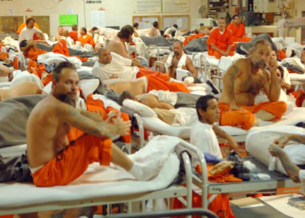 Опыт: как выглядит американская тюрьма изнутри