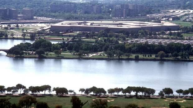 Пентагон– штаб-квартира Министерства обороны США