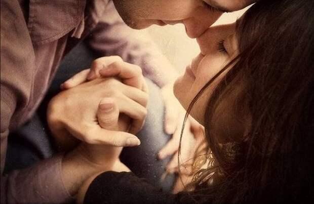Когда мужчина действительно влюблён...