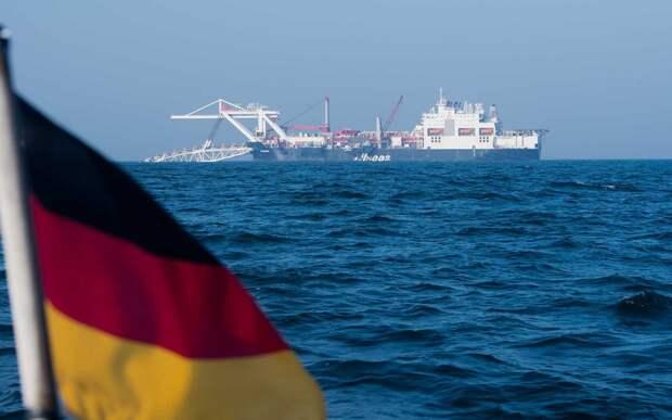 Депутат Бундестага призвал Германию достроить «Северный поток-2»