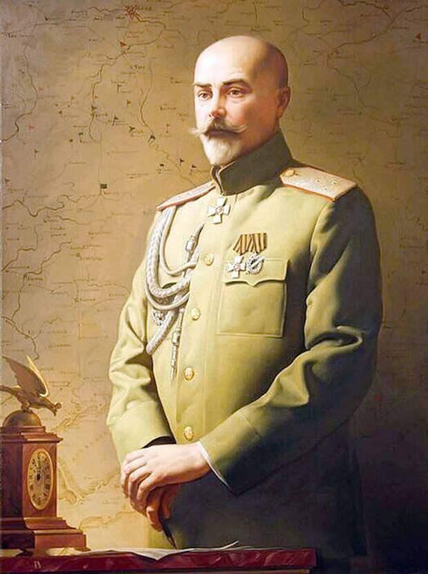Последняя благодарность генералу Деникину