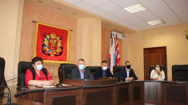 В Керчи прошло очередное заседание штаба по коронавирусной инфекции