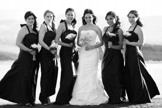 Свадьба, как прощание с друзьями