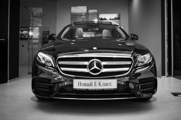 В Россию приехал десятый по счету Mercedes-Benz E-класса