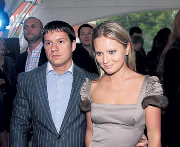 У Даны Борисовой появился новый возлюбленный