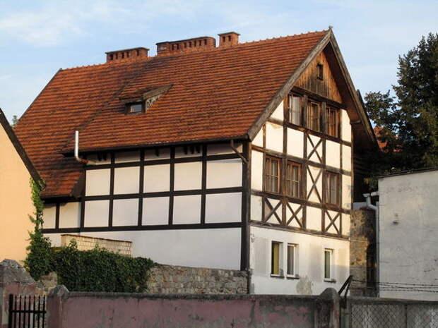 Фахверковый дом