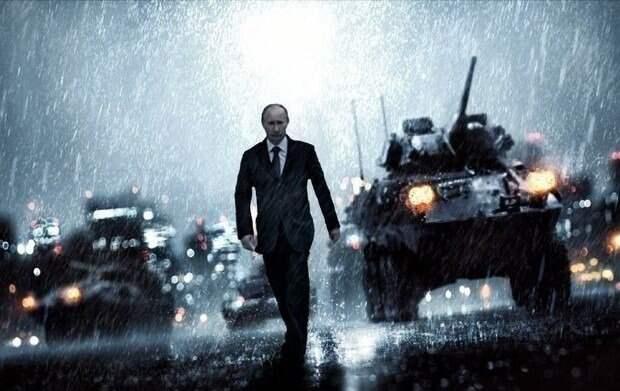 Слушай, планета, говорит российская армия