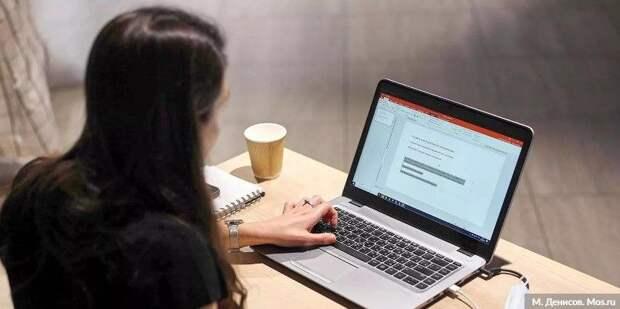 Сергунина подвела итоги молодежного образовательного проекта «Бизнес-уик-энд»