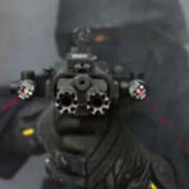 Двустволка для спецназа: изобретение Ближнего Востока